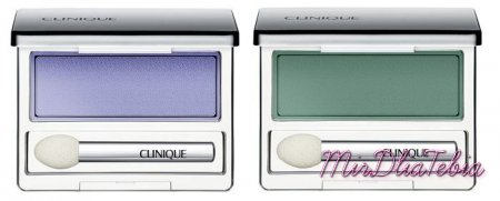Новые тени для век Clinique All About Shadow Shimmer Eyeshadow Spring 2016