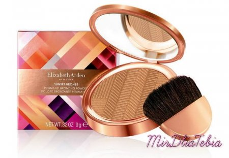Летняя коллекция макияжа Elizabeth Arden Sunset Bronze Makeup Collection Summer 2016