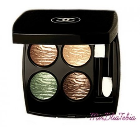 Летняя коллекция макияжа Chanel Dans La Lumiere de L'Ete Makeup Collection Summer 2016
